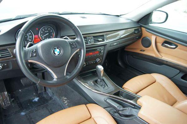 BMW I SULEV SERIES PEANUT BUTTER INTERIOR RARE LUXURY - Bmw 328i interior