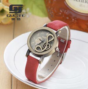 Women luxury quartz designer watch
