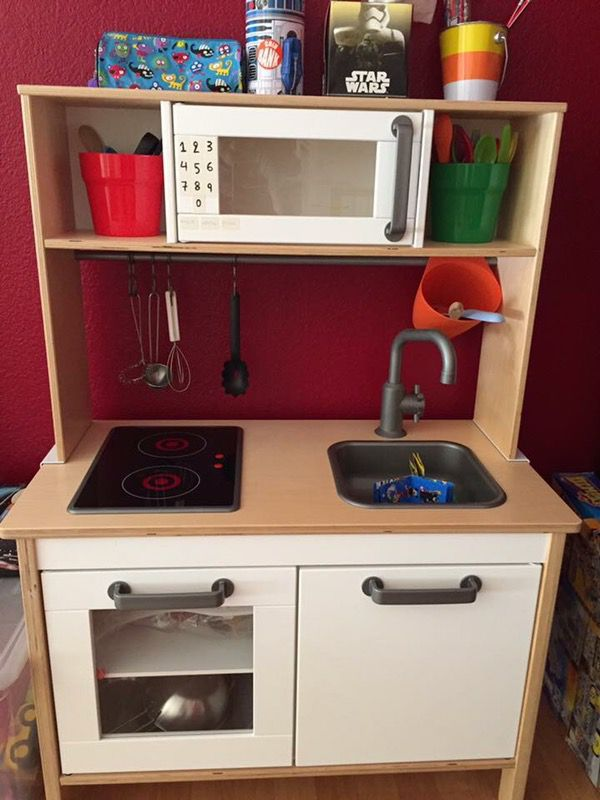 Ikea play kitchen set baby kids in san jose ca offerup for Kitchen set for babies