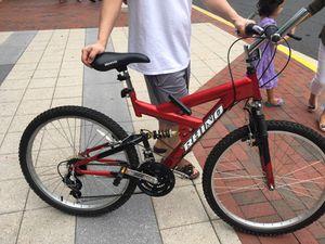Rhino adult bike (bicycle)