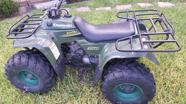 2006 Kawasaki Bayou 250 (Tools & Machinery) in McAllen, TX - OfferUp