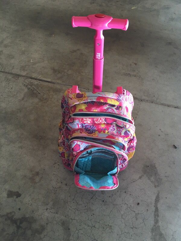 Rolling Backpack With Light up Wheels ( Baby & Kids ) in Fremont ...