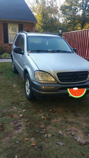 Mercedes-Benz ML 320 1998