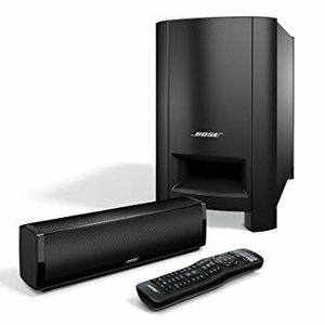 BOSE CineMate 15 Home Theater & Bluetooth Adapter