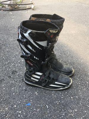 Fly maverick ATV boots