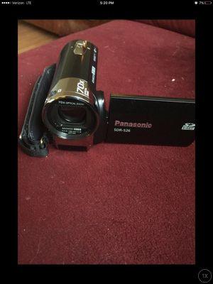 Panasonic Camer/camcorder
