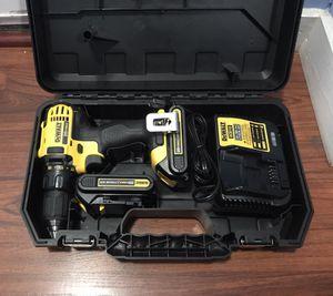 Dewalt Drill/Driver 2-Batteries and Charger 20v
