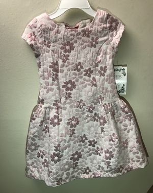 NEW Iris & Ivy (BonnieJeann) girl dress Size 6X