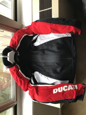 Ducati Motorcycle Mesh Jacket Size 50 IT (US Size 40 or M) for $125 or Best Offer