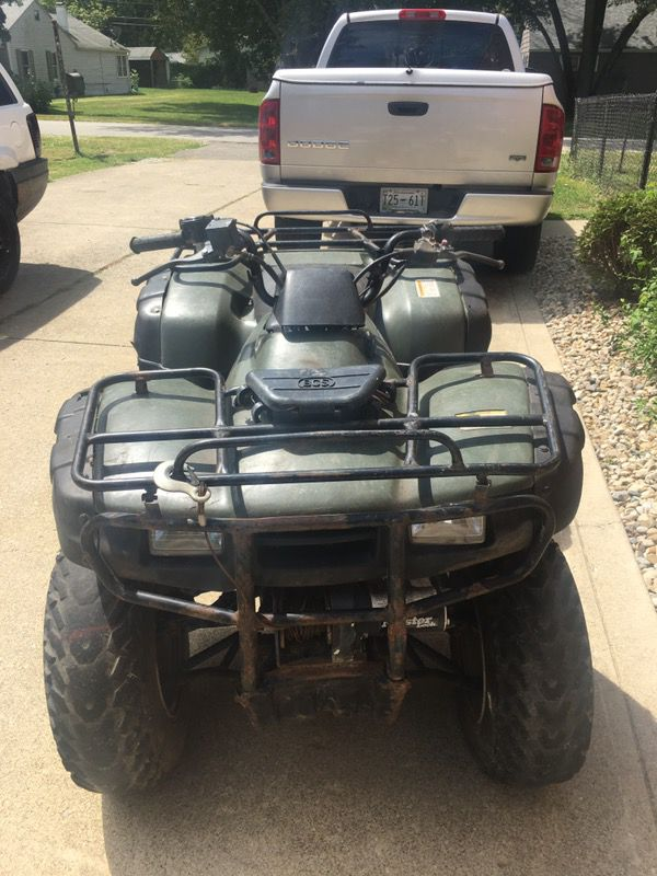 differences quad terrain comparison lineup review fourtrax red atv honda wheeler specs vehicle trx foreman four all