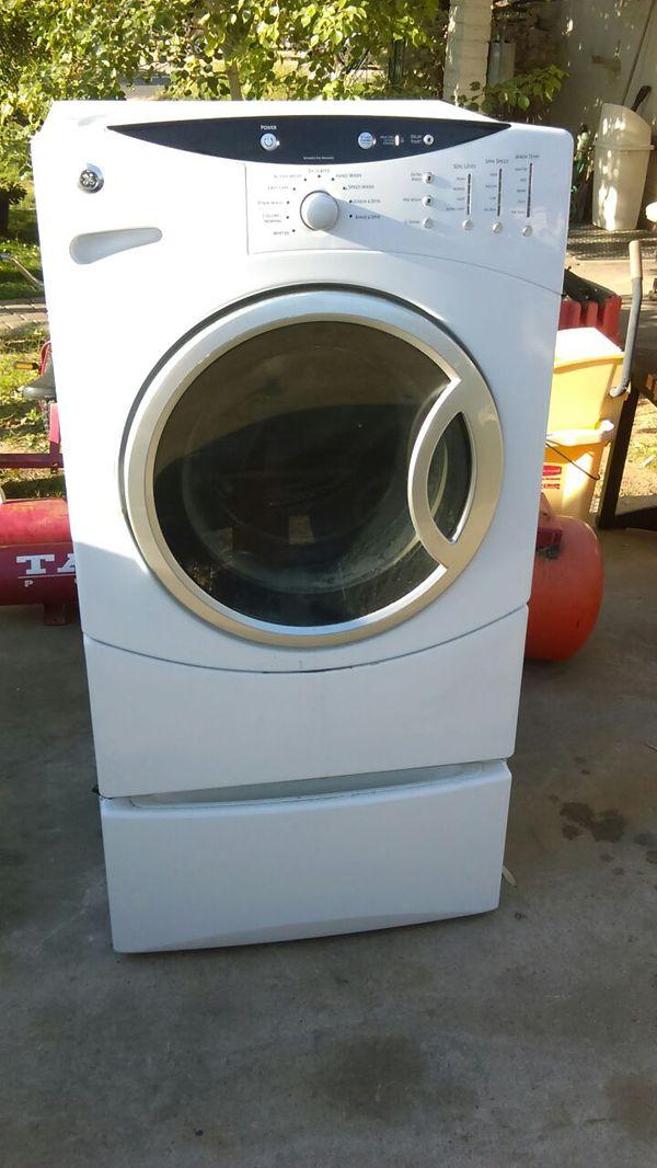simplest washing machine