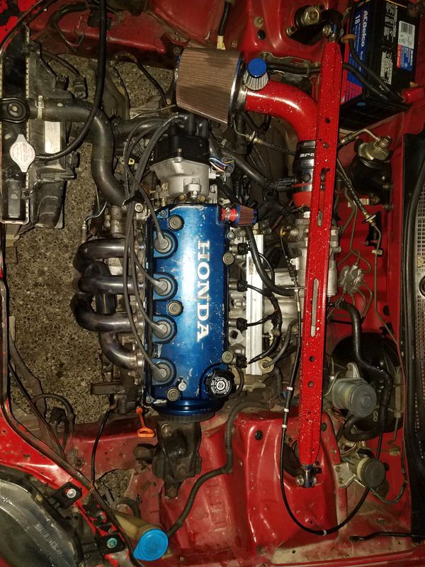 Honda civic engine d16y7 engine for sell (Auto Parts) in Puyallup, WA