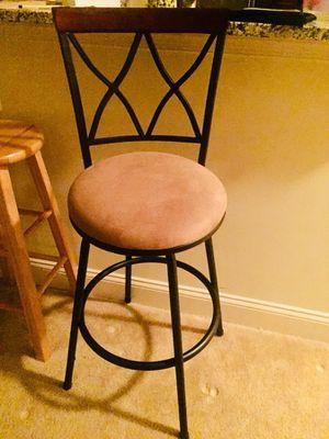 2 of each bar stools