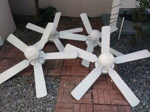 4 ventiladores como nuevos