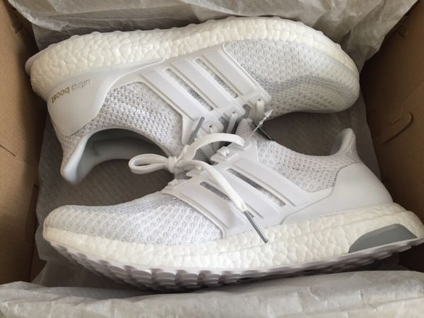 Adidas Ultra Boost Triple White 2.0