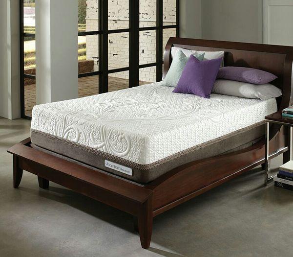 King mattress and box springs furniture in auburn wa for Furniture auburn wa