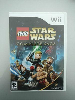 Wii LEGO Star Wars Complete Saga