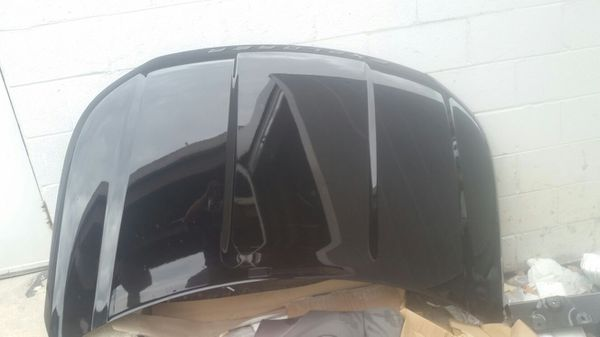 2016 ford explorer hood good condition