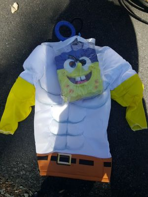 SpongeBob Out of Water Costume