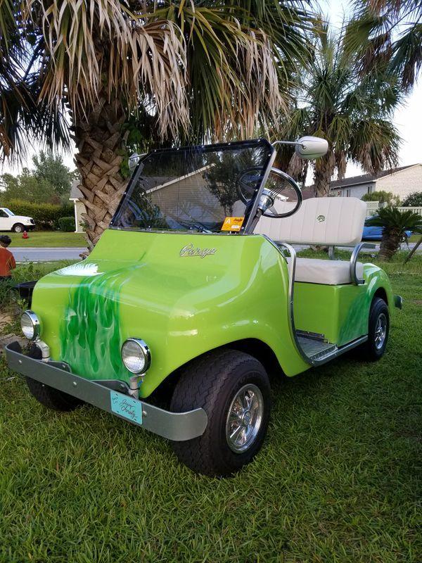 Golf Cart Pargo Collectors Campers RVs In Murrells Inlet SC