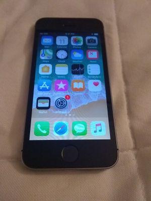 Verizon iPhone SE 64GB - GSM unlocked