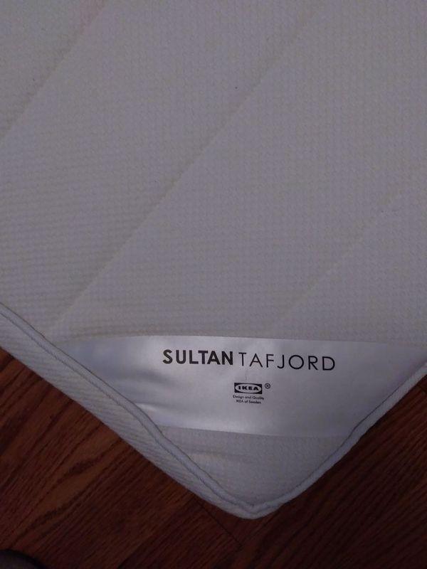 Ikea full mattress