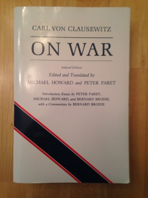 On War (Indexed Edition)
