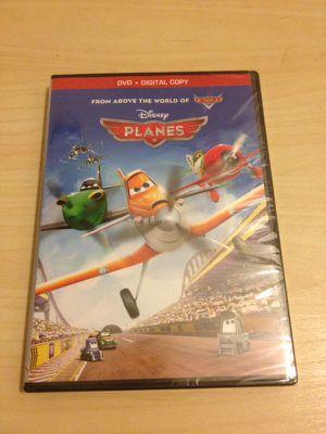 DVD PLANES BY DISNEY