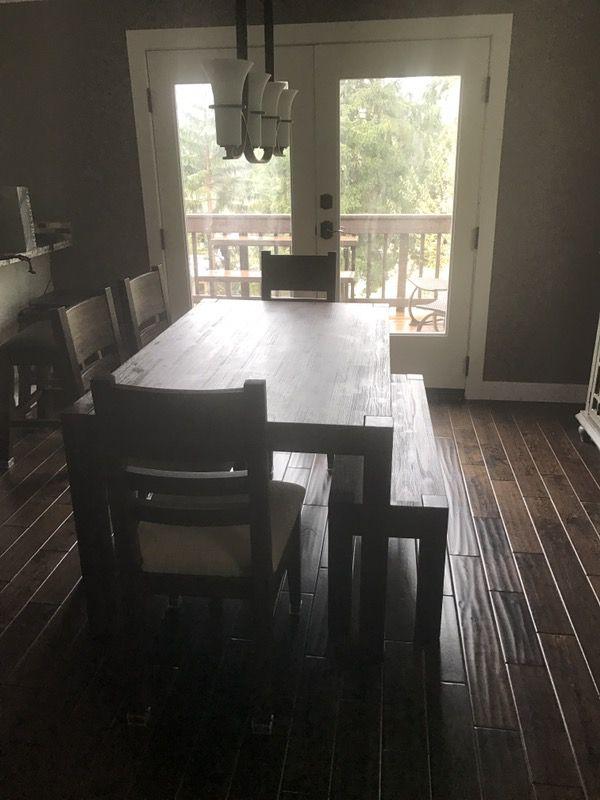 Dining table furniture in seattle wa