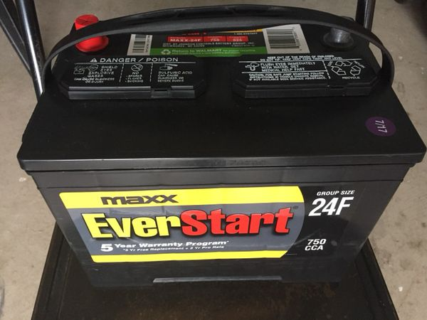 Everstart Maxx 24f Battery Electronics In Orlando Fl Offerup