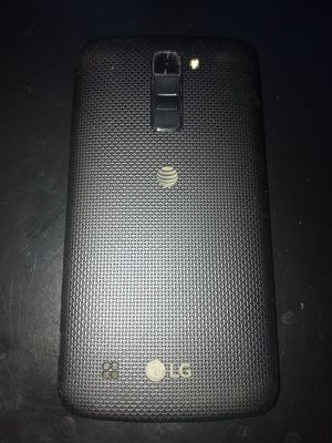 AT&T LG phone for parts or fixing