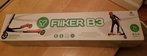 Brand new in box Fliker B3 scooter
