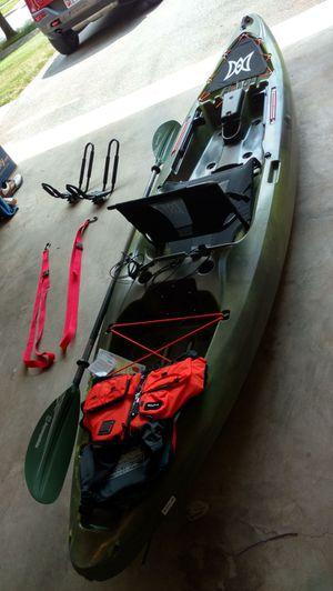 Pescador Pro 120 fishing kayak