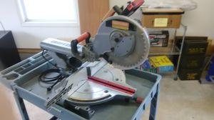 Craftsman Sliding Compound Miter Saw