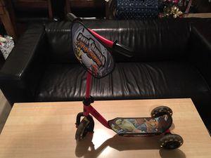 Power Rangers Scooter/Trike