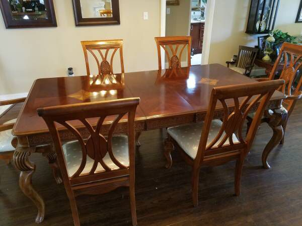 Dining Table 6 Chairs Can Help Deliver