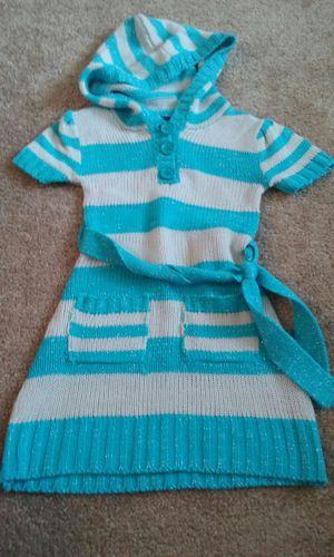 Toddler girl sweater dress