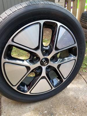 17 wheels