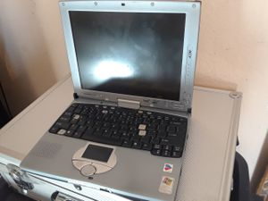 acer laptop. travelmate c110. windows vista