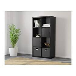 Ikea KALLAX Shelf unit with 4 doors