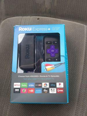 Roku Express Plus