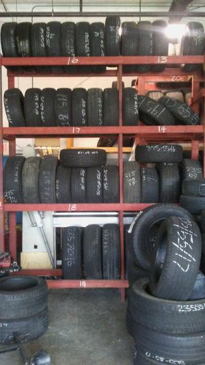 Used tires Black friday special