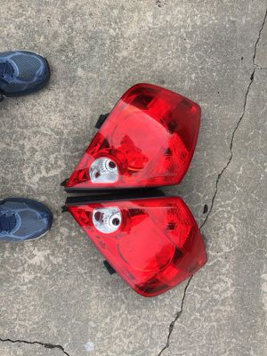 2006 Scion TC tail lights