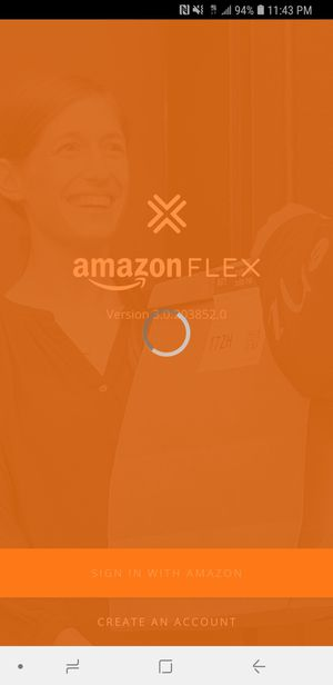 Amazon flex script