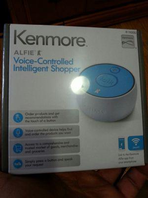 kenmore alfie. kenmore alfie voice controlled e