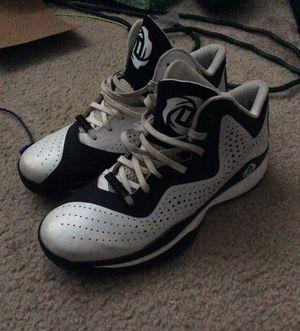 Derrick Rose Adidas Sz 8