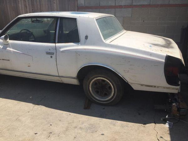 1978 Monte Carlo Parts: Purchase 1978-80 Chevy Monte Carlo