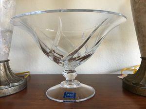 MIKASA Crystal salad bowl