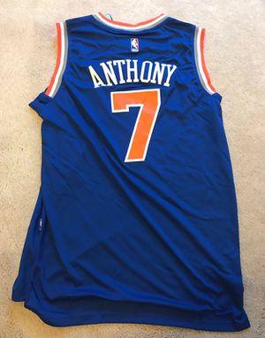 NBA NY Knicks jersey