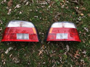 BMW E39 taillights Hella original 1997-2000